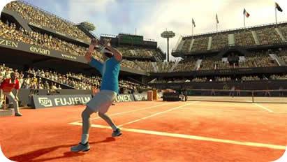 El nuevo Virtua Tennis 2009 para Mayo
