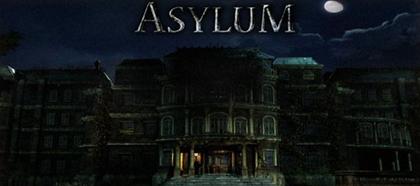 Asylum, aventura de terror para Octubre