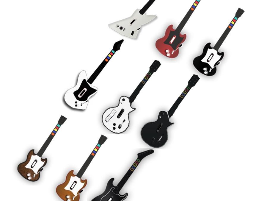 Nuevos detalles de Guitar Hero 5