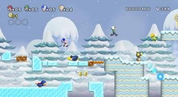 New Super Mario Bros. Wii estrenará la tecnología Demo Play
