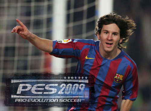 Messi jugó una final… de videojuego