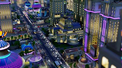 Proximo lanzamiento: Sim City 5 para marzo del 20