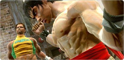 El director de Tekken 6 se muestra encantado del éxito de Street Fig