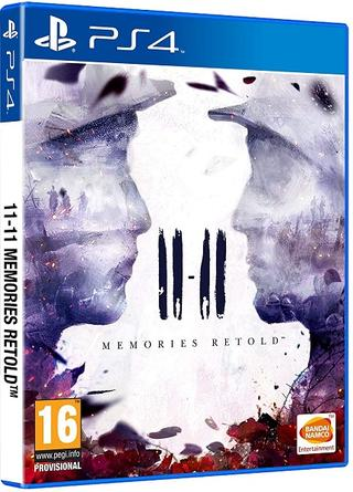 11-11: Memories Retold-Sony Playstation 4