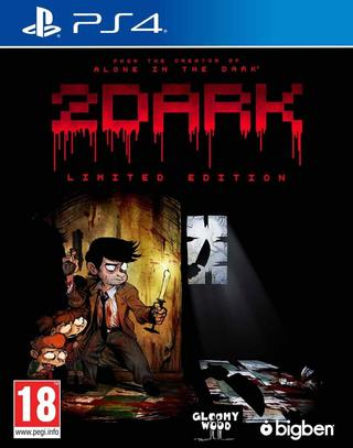 2Dark-Sony Playstation 4
