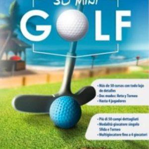 3D Mini Golf-Nintendo Switch