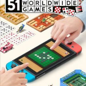 51 Worldwide Games-Nintendo Switch