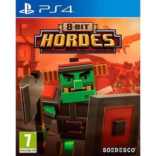 8-bits Hordes-Sony Playstation 4
