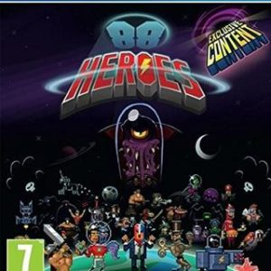 88 Heroes-Sony Playstation 4