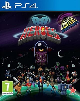 88 Heroes-Sony Playstation 4