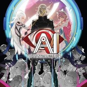 AI Somnium Files-Nintendo Switch