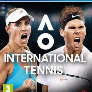 AO International Tennis-Sony Playstation 4