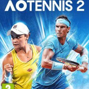 AO Tennis 2-Microsoft Xbox One
