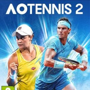 AO Tennis 2-Sony Playstation 4