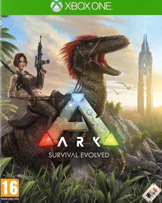 ARK: Survival Evolved-Microsoft Xbox One