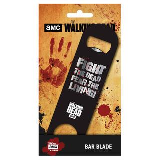 Abrebotellas Fear The Living The Walking Dead-