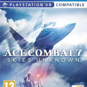 Ace Combat 7 Skies Unknown DELX-Sony Playstation 4