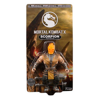 Action Figure Mortal Kombat Scorpion Chase-