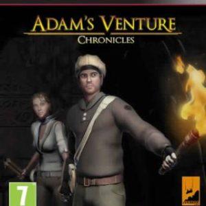 Adam's Venture Chronicles-Sony Playstation 3
