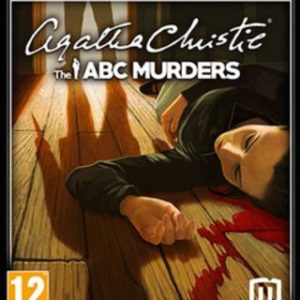 Agatha Christie The ABC Murders-Microsoft Xbox One