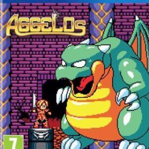 Aggelos-Sony Playstation 4