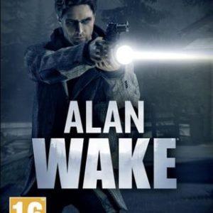 Alan Wake Edición Deluxe-PC