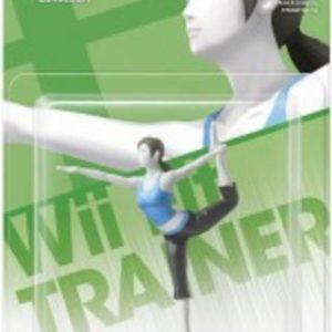 Amiibo Entrenadora de Wii Fit-amiibo