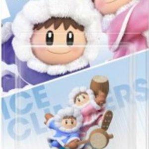Amiibo Ice Climbers-amiibo