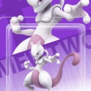 Amiibo Mewtwo-amiibo