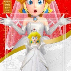 Amiibo Peach (Mario Odyssey)-amiibo