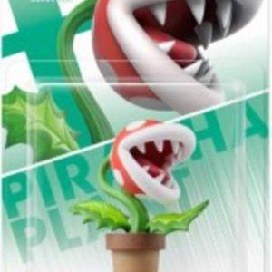 Amiibo Planta Piraña-amiibo