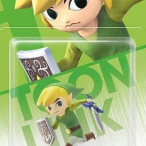 Amiibo Toon Link (Super Smash)-amiibo