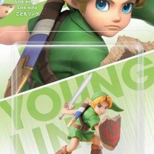 Amiibo Young Link (Super Smash Bros)-amiibo