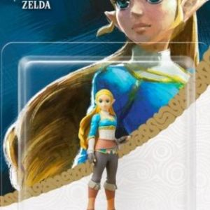Amiibo Zelda (Breath of the Wild)-amiibo