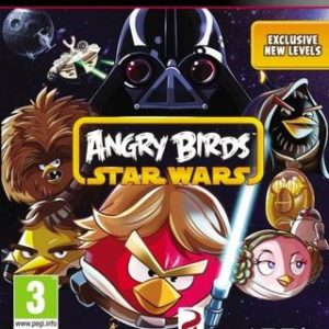 Angry Birds Star Wars (Move)-Sony Playstation 3