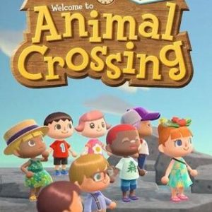 Animal Crossing: New Horizons-Nintendo Switch