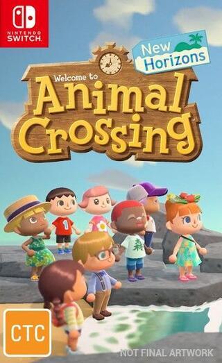Animal Crossing: New Horizons-Nintendo Switch