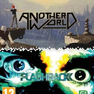 Another World + Flashback-Microsoft Xbox One