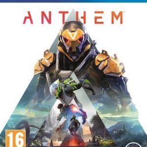 Anthem-Sony Playstation 4