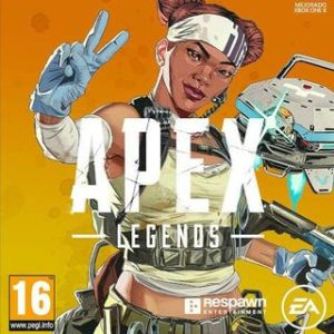 Apex -Legends- Lifeline-Microsoft Xbox One
