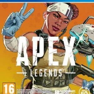 Apex -Legends- Lifeline-Sony Playstation 4