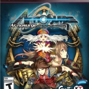 Ar Nosurge: Ode to an Unborn Star-Sony Playstation 3
