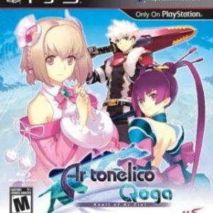 Ar Tonelico Qoga: Knell of Ar Ciel-Sony Playstation 3