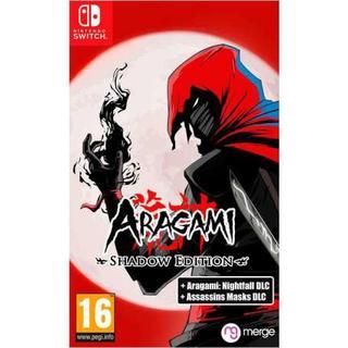 Aragami Shadow Edition-Nintendo Switch
