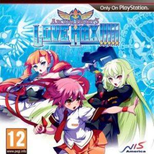 Arcana Heart 3: Love Max-Sony Playstation 3