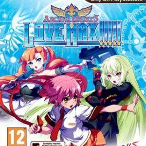 Arcana Heart 3 Love Max-Sony Playstation Vita