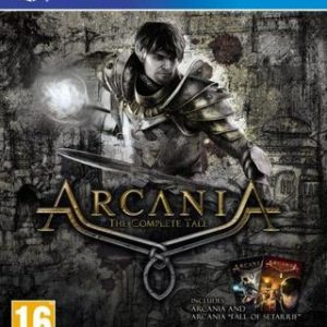 Arcania The Complete Tale-Sony Playstation 4