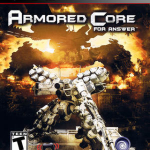 Armored Core: For Answer-Sony Playstation 3