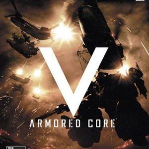 Armored Core V-Microsoft Xbox 360