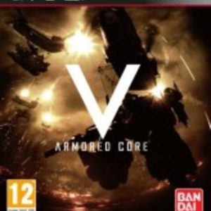 Armored Core V-Sony Playstation 3